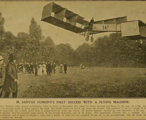 Dumont-Flight